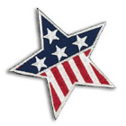 Star Patch Flag Patch
